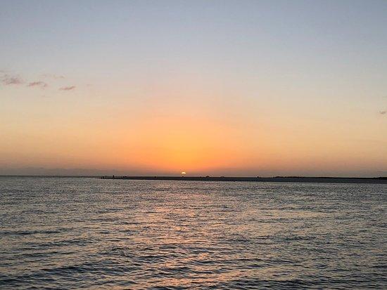Fort Myers: Bootsfahrt bei Sonnenuntergang Bild