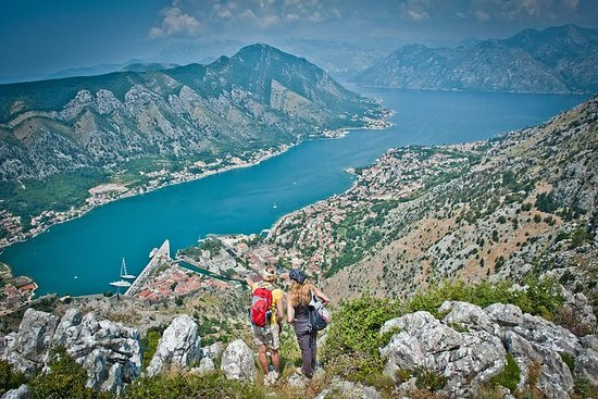 Hiking: The Ladder of Kotor Photo
