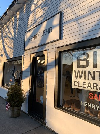 East Hampton, État de New York : Shop in Easthampton
