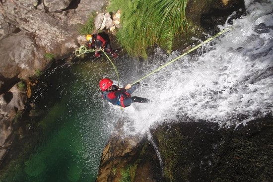 Full-Day Beginners' Canyoning Trip...