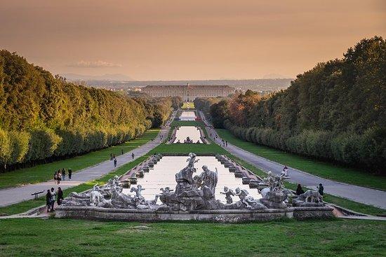 Foto de Tour privado al Palacio Real y Jardines de Caserta