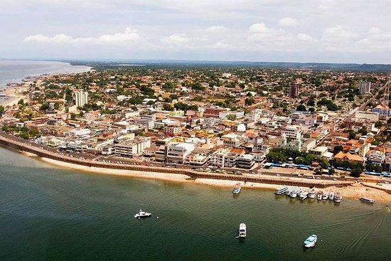 Santarém do Pará - City tour