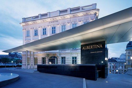 Wien Albertina Museum Entrébiljett