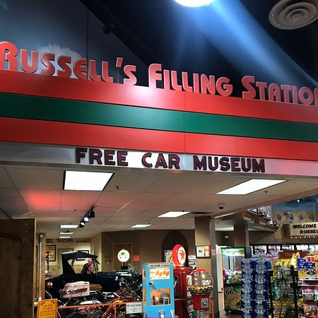 One of the best truck stops out there!