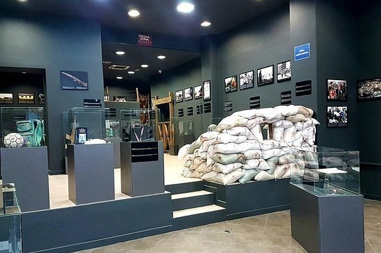 Ingresso para o Museu da Guerra e das...