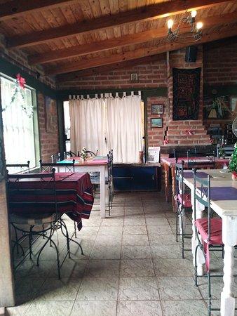 Vaqueros, Argentina: salón