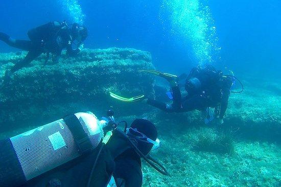 Patented recreational diving