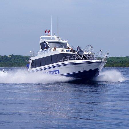 Maruti Group Fast Boats