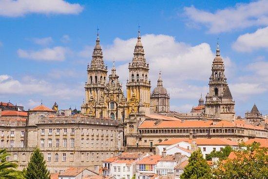 Santiago de Compostela privat tur fra Lisboa