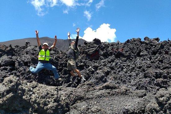 Pacaya Vulkantour