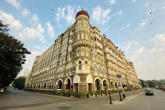 Halvdag Mumbai sightseeingtur med...
