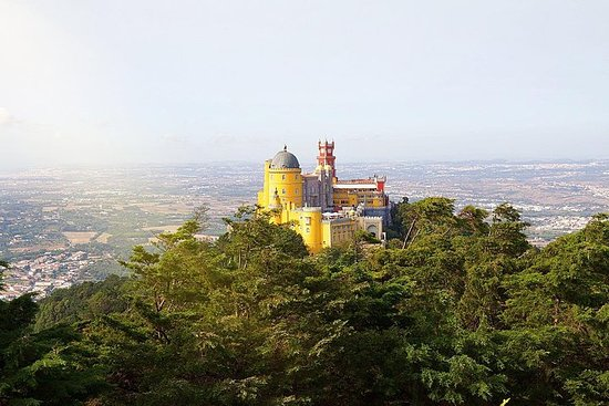 Sintra Half-day Tour (8 people)