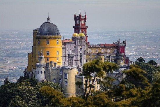 Sintra Full-day Tour (15 people)