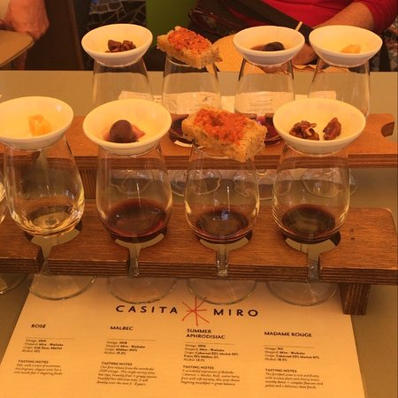 Wine, Tapas and Good Times