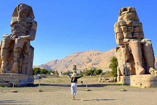 Luxor Day Tour fra Hurghada med...