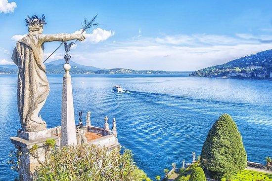 Privat utflukt fra Como til Stresa og Borromean Islands