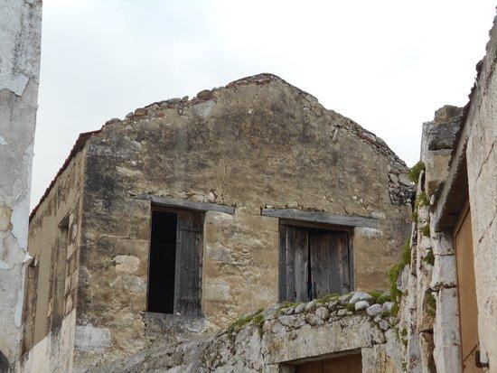 Pendamodi, Greece: Ένα γραφικό σπίτι.
