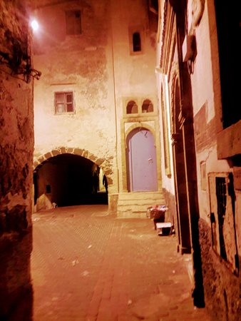 As-Sawíra, Maroko: Am Abend