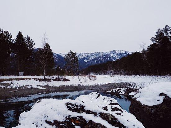 La beauté des paysages