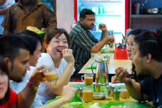 Spis som en lokal: Kuala Lumpur...