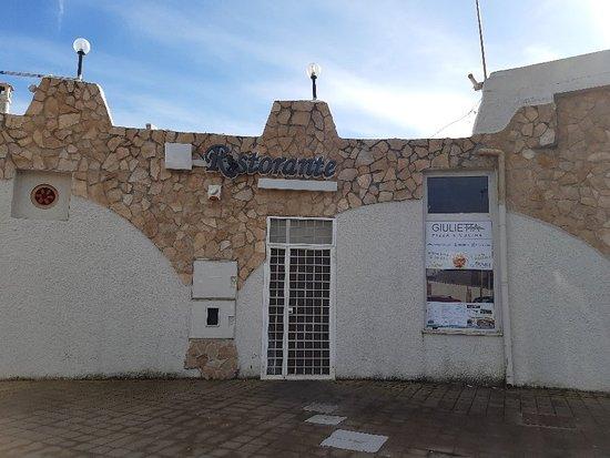 stabilimento balneare Romeo