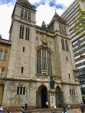 Σάο Πάολο: Monasterio de San Benito.