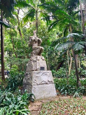 Σάο Πάολο: Parque Trianon.