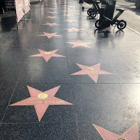 20 ans après....Hollywood boulevard reste authentique