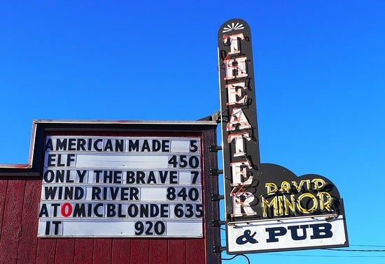 theater minor gambling movies