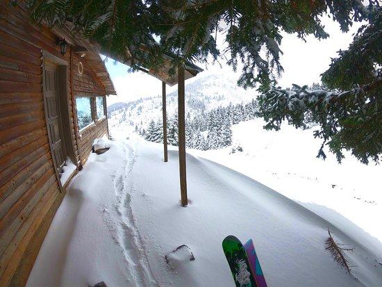Mainalo, Греция: Skiing Greece