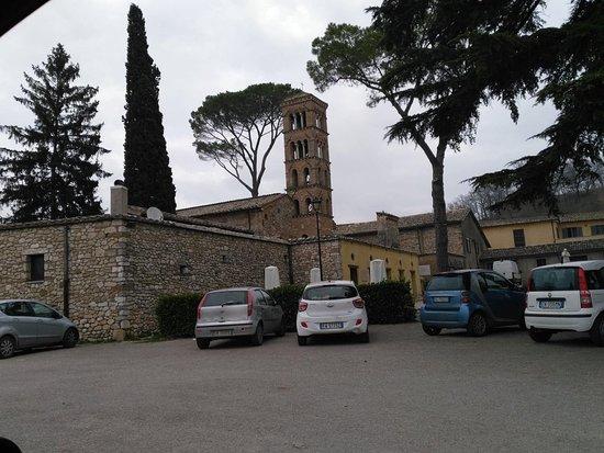Torri in Sabina, Italy: foto di Santa Maria in Vescovio