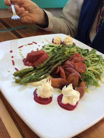 Farmer's salad.