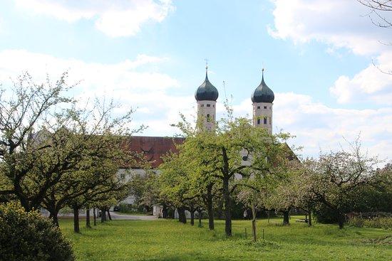 #Baroque #Bavaria #Monastry #Benediktbeuern