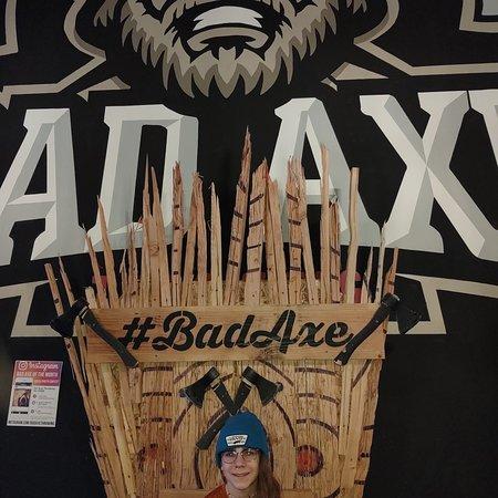 Bad Ax Throwing, Camillus, NY