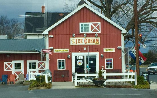 Located right off Route 340 at the Lander Rd - Jefferson Exit