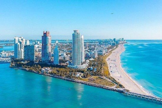 The Ultimate Miami Air Tour - 45 min - PRIVATE