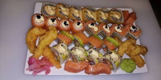 Yokohama Sushi Bar: KEEP CALM AND EAT HEALTHY SUSHI 🍣🍣😋😋👌👌