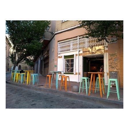 imagen El Loco Yibril en Zaragoza