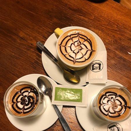 Gata, España: Buenos cafés