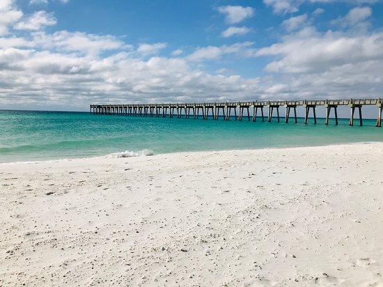 Pensacola Beach and Pier