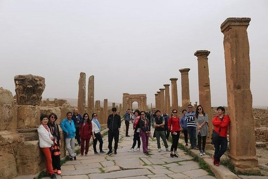 All of Algeria UNESCO Sites Tour Package in 2 Weeks by@Algeriatours16