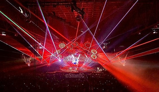 """KISS """"End of the Road World Tour"""" Concert in Grand Forks on Saturday, February 22, 2020. WOW!"""