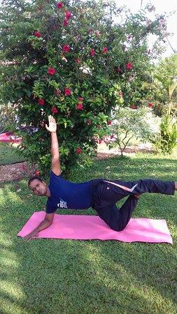 Kattoor, India: Hatha Yoga Class in Kerala . 9447786931