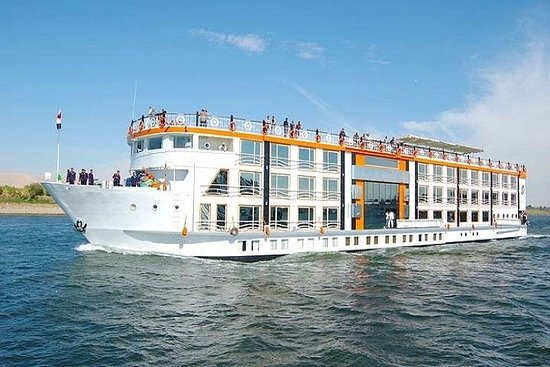 Nile cruise Resmi