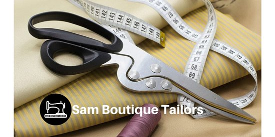 ‪Sam Boutique Custom Tailor‬