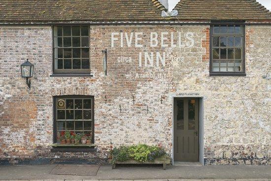 The Five Bells Inn Rooms