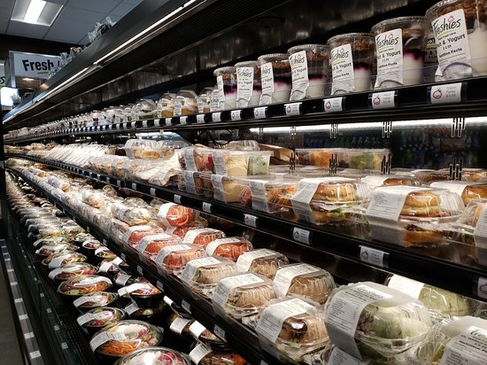 Newport, ME: Fresh made grab and go options made fresh daily in store
