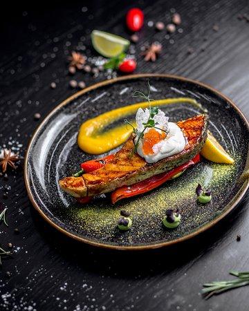 Блюда из мяса и рыбы
