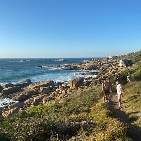 Fantastic Nudist Beach - Review of Sandy Bay, Cape Town