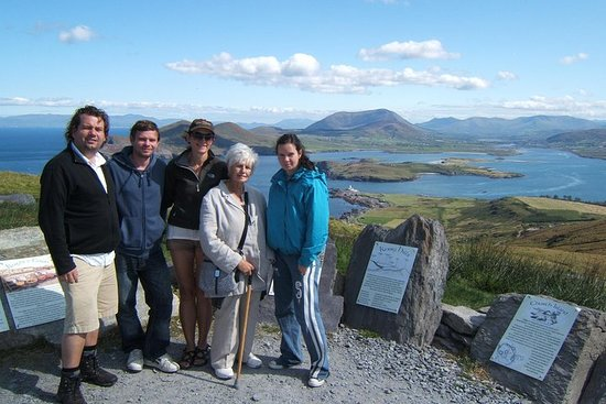 Ring of Kerry & Valentia Island Tours...